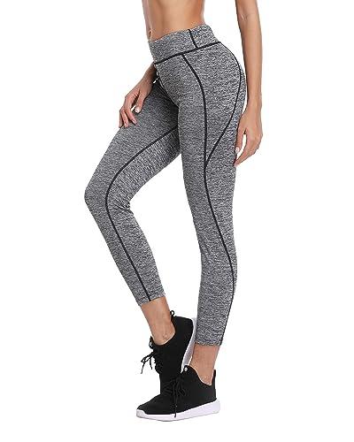 7448123dd Yoga Pants: Amazon.co.uk