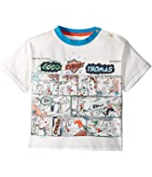 Burberry Kids - Min Comic Thomas T-Shirt (Infant/Toddler)