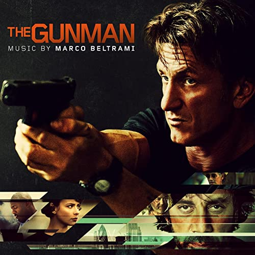 The Gunman (Original Motion Picture Soundtrack)