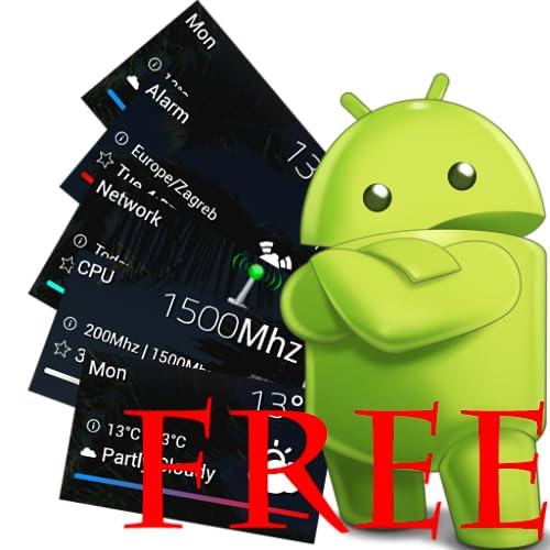 (Free) Mini Widgets Free