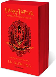 Harry Potter and the Order of the Phoenix – Gryffindor Edition