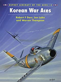 Korean War Aces (Aircraft of the Aces Book 4)