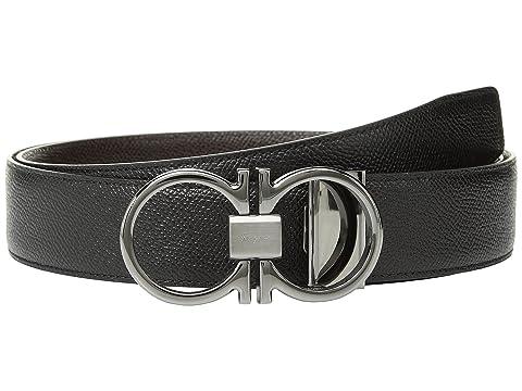 Salvatore Ferragamo Adjustable/Reversible Belt - 9661
