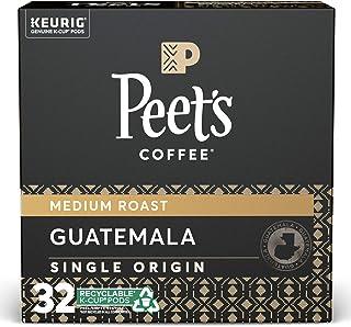 Peet's Coffee - Café con tostado medio, cápsulas para una porción de K-Cup para cafetera Keurig