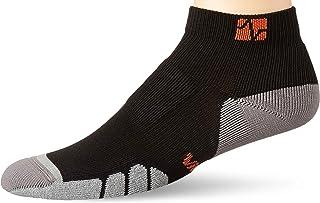 Vitalsox Low Cut Drystat Compression Socks, Black, X-Large