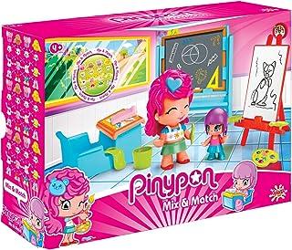 Pinypon - Clase De Arte (Famosa 700014081) , color/modelo surtido