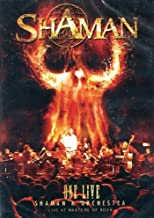 Shaman - One Live Shaman & Orchestra