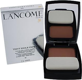 Lancome Teint Idole Ultra Compact Powder Foundation, Long Wear Matte Finish, No. 04 Beige Nature, 0.38 Ounce