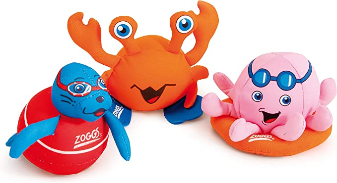 Years Brand Zoggs Childrens Safe Water Toy Dive Sticks in 4 Bright Colors for 3
