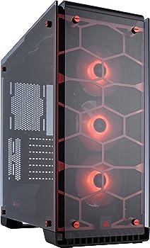 Corsair Crystal 570X RGB ATX Mid Tower Computer Case