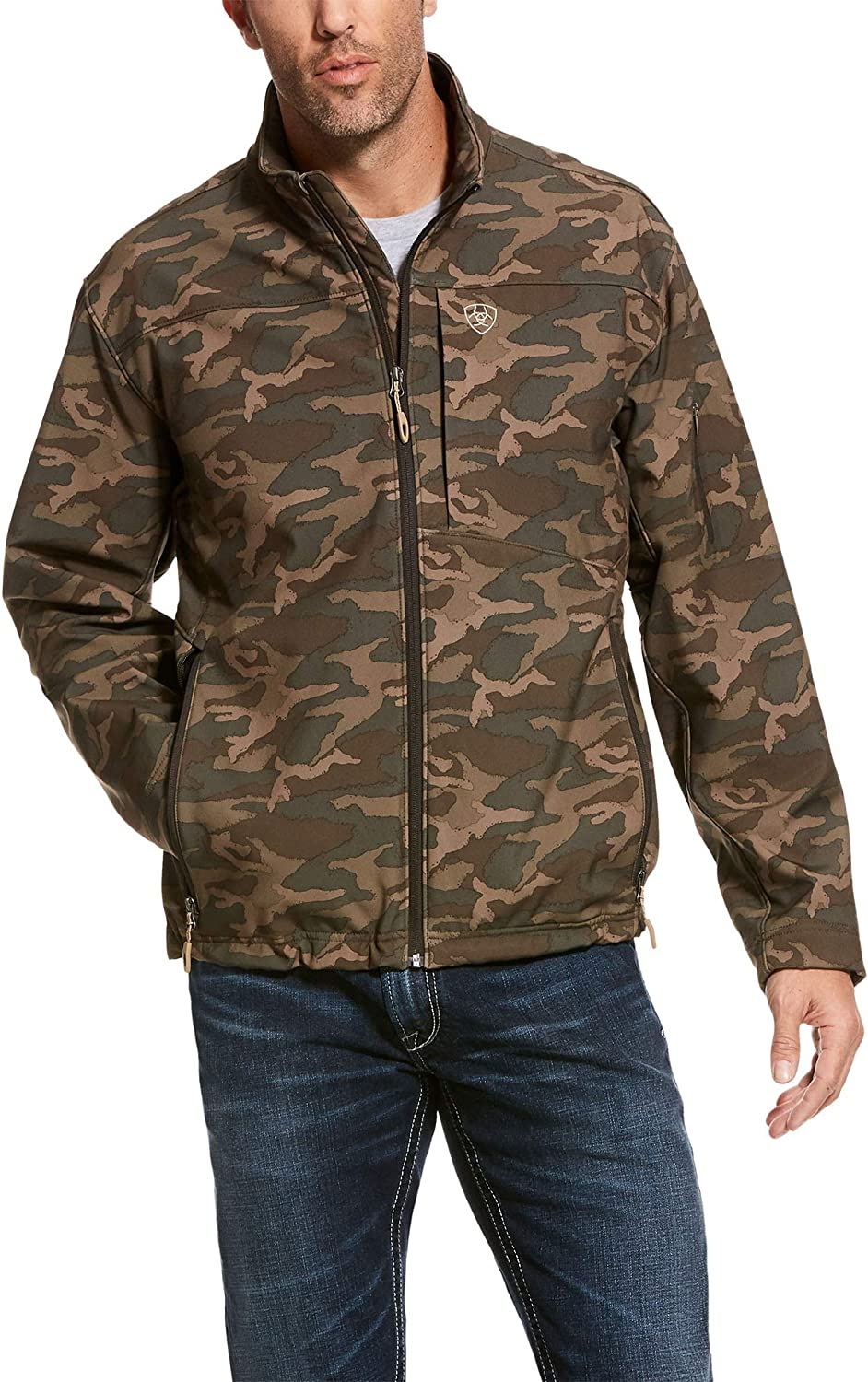 ARIAT Men's online shop Vernon Softshell Jacket All items free shipping 2.0