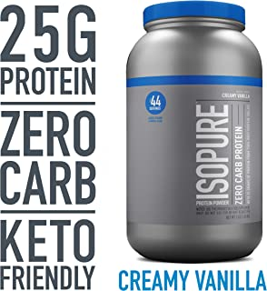 fat burning protein powder by Isopure