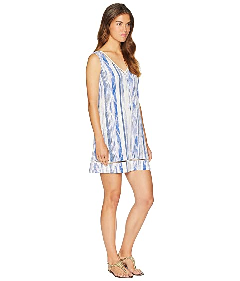 Ikat Laura Vestido Ikat Tart Vestido Stripe Laura Stripe Tart wxqvT