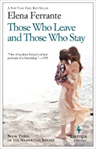 Those Who Leave and Those Who Stay (Neapolitan Novels Book 3)