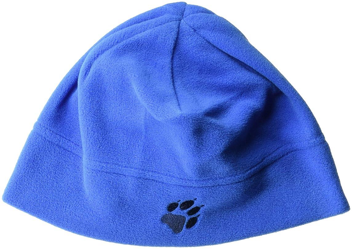 Jack Wolfskin Real Stuff Kid's Lightweight Fleece Beanie Hat