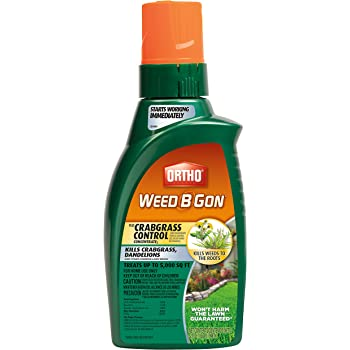 Ortho Weed B Gon Plus Crabgrass Control Concentrate2, 32 oz.