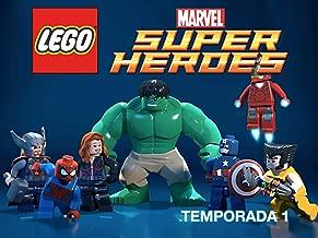 LEGO Marvel Super Heroes - Season 1 [Español]