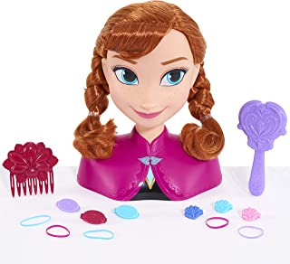 Disney Frozen Styling Head Anna, Multi-Colour, 32030-JP