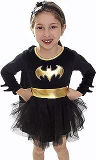 toddler girl superhero costume