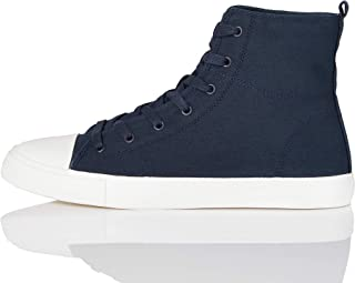 find. Women's Lace Up Hi-Top Trainers