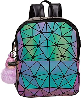 Best holographic backpack mini Reviews