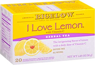 lemon tea herbal
