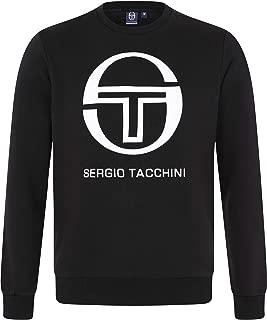 Sergio Tacchini Men's Zelda Sweatshirt, Black