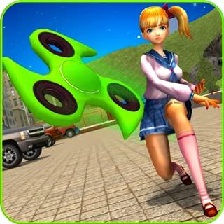 Fidget Spinner Super Hero