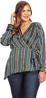 Curve Womens Plus Size Faux Suede Waist Length Jacket C.O.C