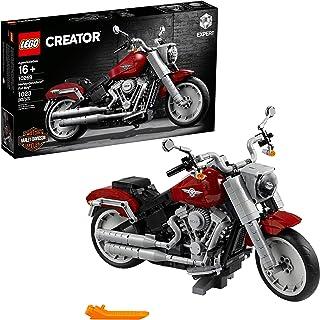 LEGO Creator Expert Harley-Davidson Fat Boy 10269 Building Kit (1,023 Pieces)