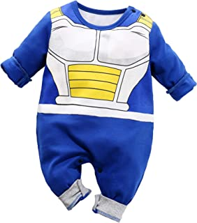 dbz baby clothes