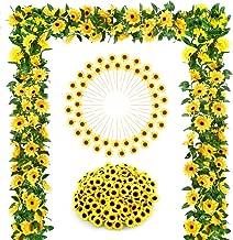 Best cheap sunflower wedding decorations Reviews