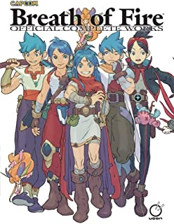 Breath of Fire: Official Complete Works Hardcover