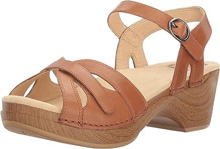 20d59f92a Dansko Women s Season Flat Sandal