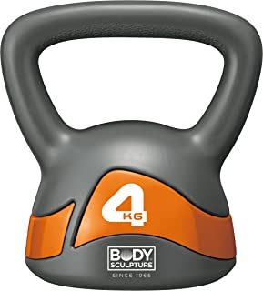 Il kettlebell (4–12kg) by Body Sculpture [BW117]