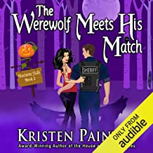 The Werewolf Meets His Match: Nocturne Falls, Volume 2