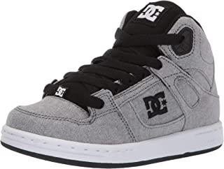 DC Kids' Pure HIGH-TOP TX SE Skate Shoe