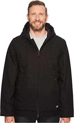 Baluster Insulated Hooded Work Jacket - Tall