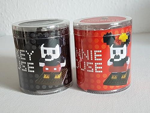 sin mínimo [Tokyo Disney Resort Resort Resort Mickey Mouse nano block] TDR Mickey Mouse nanoblock (japan import)  Entrega rápida y envío gratis en todos los pedidos.