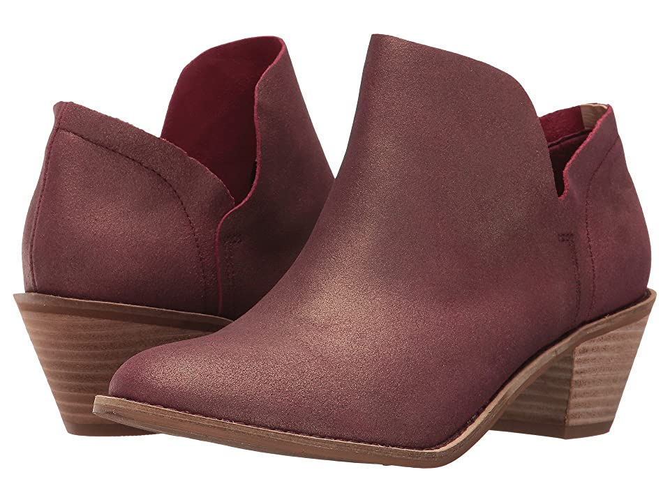Kelsi Dagger Brooklyn Kenmare Ankle Boot (Sangria) Women