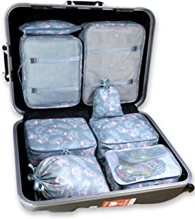 Packing Cubes Organizers Set for Bag Travel Luggage Cube