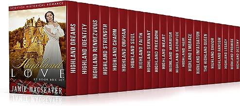 Highland Love (22 Book Box Set) (English Edition)
