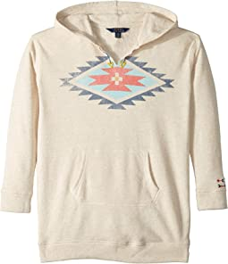 Cotton-Blend Graphic Hoodie (Little Kids/Big Kids)