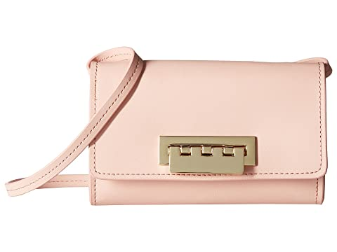 Eartha Iconic Small Phone Wallet Crossbody, Rose