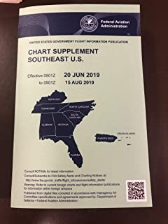 FAA Chart Supplement Southeast (Always Current Edition)