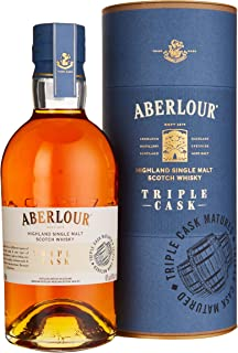 Aberlour TRIPLE CASK Highland Single Malt Scotch Whisky 1 x 0.7 l
