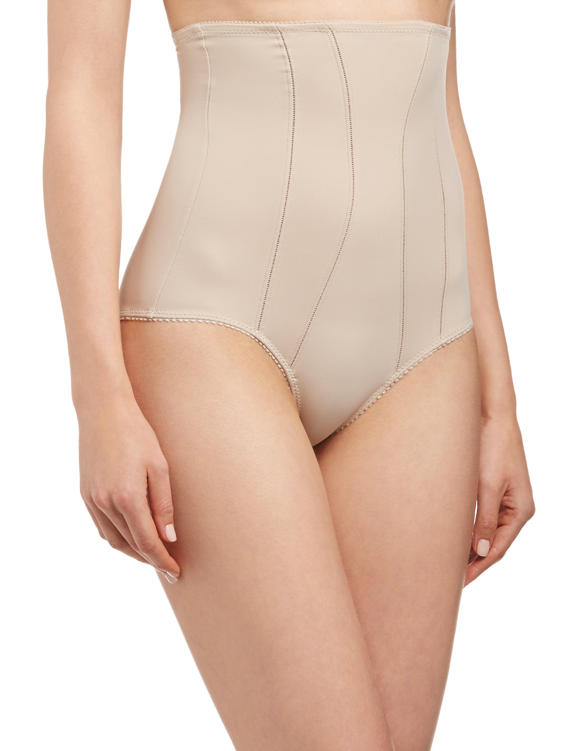 Naturana 女士高腰内裤绑腿塑形控制裤