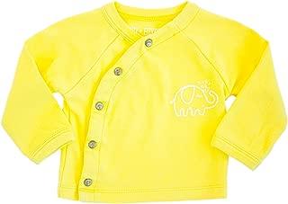 Finn + Emma Organic Cotton Kimono Shirt Top for Baby Boy Girl