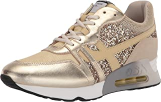 ASH womens Lux Sneaker, Champagne, 11 US