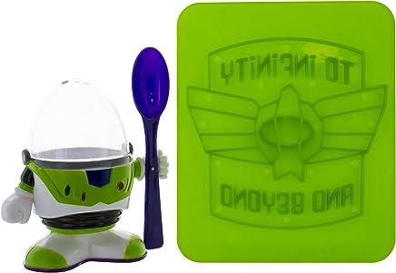 Preisvergleich für Toy Box Buzz Lightyear Eierbecher, Multi, 13x 25x 31cm